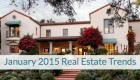 January 2015 Real Estate Market Trends